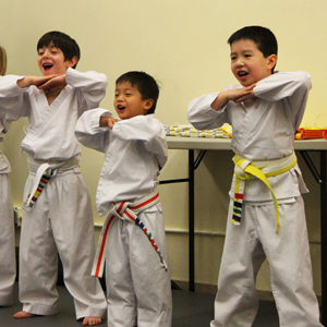 Little Champs Karate
